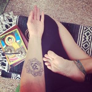 yoga girl 3